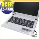【Ezstick】ACER Aspire E14 E5-473G 系列專用 二代透氣機身保護貼(鍵盤週圍 貼)DIY 包膜