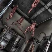 萬圣節恐怖鬼屋道具惡心乳膠擺件僵尸裝飾嚇人行尸走肉密室擺件