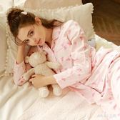 棉質紗布薄款孕婦產后喂奶產婦哺乳月子服    LY5825『東京衣社』