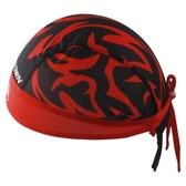 自行車頭巾 遮陽-獨特花紋雙拼設計男女單車運動頭巾73fo39【時尚巴黎】