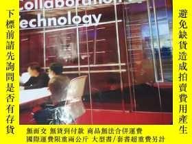 二手書博民逛書店interiors罕見collaboration+technol