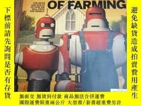 二手書博民逛書店NEWSWEEK罕見THE FUTURE OF FARMING(