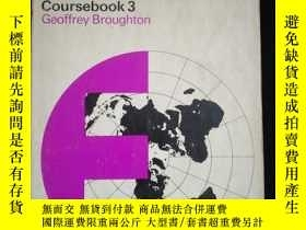 二手書博民逛書店Success罕見with English The Penguin Course Coursebook 3Y1