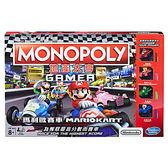 瑪利歐 孩之寶Hasbro 桌遊大富翁 MONOPOLY 地產大亨 瑪利歐賽車 中文版 E1870