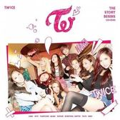 TWICE THE STORY BEGINS CD附DVD 免運 (購潮8)
