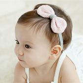 韓國銀絲蝴蝶結髮帶 兒童髮飾 髮帶