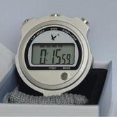 秒錶 計時器 天福 TF807 金屬運動電子訓練錶田徑秒錶學生手錶跑步 1色