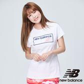 【New Balance】經典LOGO短袖T恤_AWT83595WT_女性_白色-美規