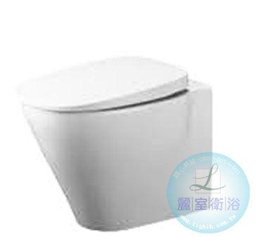 【麗室衛浴】瑞士GEBERIT 魔立石圓形馬桶 131.123.11.1