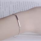 925銀 日韓微笑氣質細手鍊