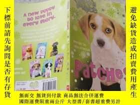 二手書博民逛書店Puppy罕見place :patches:小狗的地方:補丁。Y200392