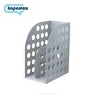 《享亮商城》36300-GY 灰色 大型雜誌箱(附隔板) KAPAMAX
