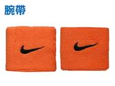 NIKE 單色腕帶(慢跑 路跑 籃球 網球 羽球 配件