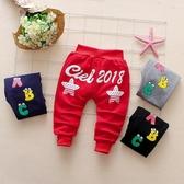 嬰幼兒長褲 嬰兒長褲 寶寶運動休閒褲 童裝 XZH40436 好娃娃