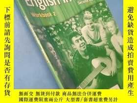 二手書博民逛書店English罕見in Mind workbook 2 Y181