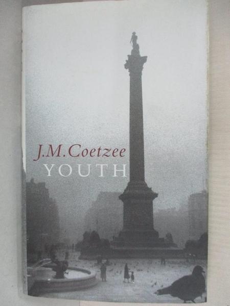 【書寶二手書T5/文學_IYZ】Youth_J. M. Coetzee