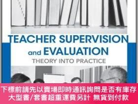二手書博民逛書店預訂Teacher罕見Supervision And Evaluation, Third EditionY49