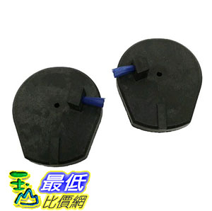 [104美國直購] 戴森 Pair Brush Roll End Caps Designed to Fit Dyson DC04/07/14 Clutch TMP12150012