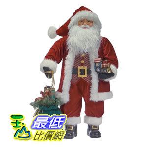 [COSCO代購] W1900384 36 吋聖誕老公公 Fabric Santa