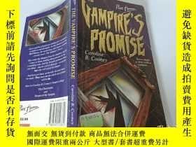 二手書博民逛書店The罕見Vampire s Promise:吸血鬼的承諾Y200392