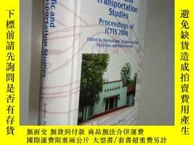 二手書博民逛書店Traffic罕見and Transportation Stud