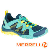 【MERRELL 美國】TETREX RAPID CREST女多功能健行鞋『淺藍綠』12856多功能鞋.露營.登山.戶外