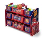 玩具收納櫃 Disney迪士尼 Pixar Cars 汽車總動員 玩具收納櫃