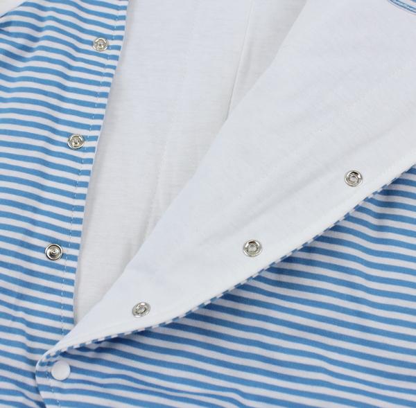 【愛的世界】純棉鋪棉衣連褲禮盒/6個月-台灣製- --禮盒推薦