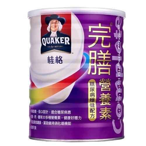 桂格 完膳營養素 穩健配方 900g 【躍獅】