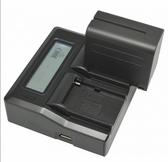 ROWA LCD雙槽高速充電器 雙充 電池充電器 可顯示電量 BN-VF808 BN-VF815 BN-VF823