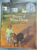 【書寶二手書T4/原文小說_HPM】Because of Winn-Dixie_精平裝: 平裝本