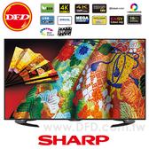 SHARP 夏普 電視 LC-65U30MT 65吋 液晶電視 AQUOS 4K Ultra HD TV 公司貨 免費宅配到府