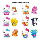 Hello Kitty 凱蒂貓系列寵物公仔TOYeGO 玩具e 哥