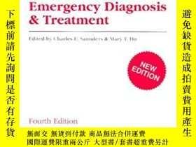 二手書博民逛書店Current罕見Emergency Diagnosis and