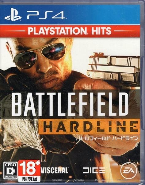 現貨中 PS4 遊戲 PlayStation Hits戰地風雲 強硬路線 Battlefield 日文日版【玩樂小熊】