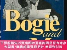 二手書博民逛書店Bogie罕見and Me: The Love Story of Humphrey Bogart and Veri