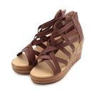 氣質羅馬鞋風格x台灣製造