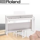 【非凡樂器】Roland RP701 數位鋼琴 / 白色 / 公司貨保固