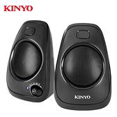 KINYO USB多媒體音箱US-207【愛買】