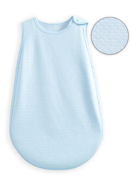 童裝 現貨 雙層網眼棉背心式睡袋,2色可選【A0113】