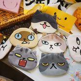 日系可愛卡通日系女生小包收納包硬幣零錢包【聚寶屋】