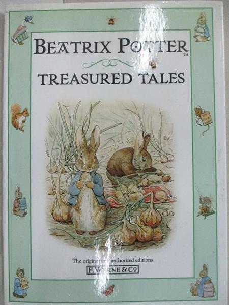 【書寶二手書T1/少年童書_BZN】Beatrix Potter s Treasured Tale_Beatrix Potter
