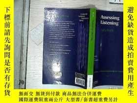 二手書博民逛書店Assessing罕見Listening (the Cambridge Language Assessment S