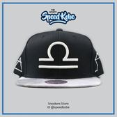 M&N 棒球帽 12星座 天瓶 黑 帽沿渲染 HA19LBAF【SP】
