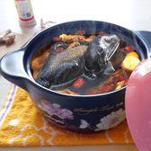 砂鍋燉鍋家用燃氣煮粥小沙鍋明火耐高溫陶瓷