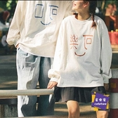 情侶T 同色系可口可樂女網紅連帽T恤ins潮特別的情侶裝寬鬆長袖2020秋冬新