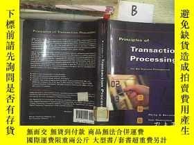 二手書博民逛書店Principles罕見of Transaction Proce