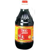 味王婦友甘醇醬油1.6L【愛買】