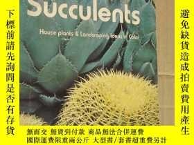 二手書博民逛書店Cactus罕見and Succulents:House plants and landscaping ideas