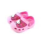 Hello Kitty 凱蒂貓 涼鞋 花園鞋 粉紅 中童 童鞋 819272 no816 15~20cm